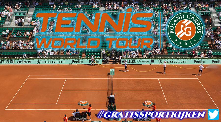 Roland Garros 2020 gratis livestream