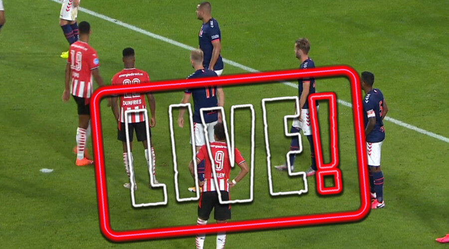 PSV livestream