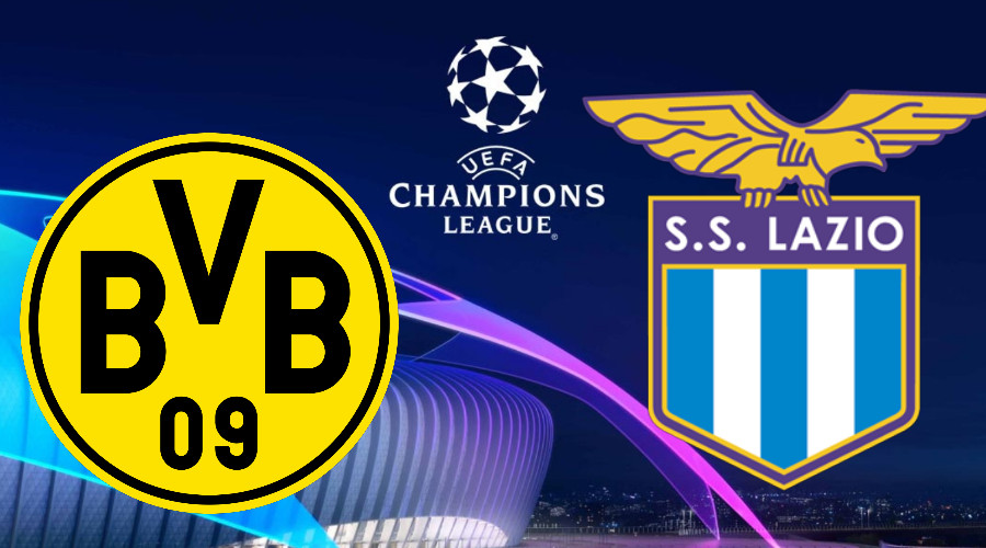 Livestream Borussia Dortmund - Lazio Roma