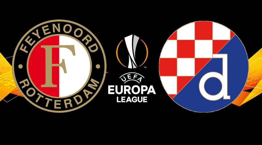 Livestream Feyenoord - Dinamo Zagreb