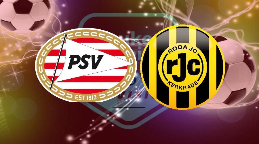 Livestream Jong PSV - Roda JC