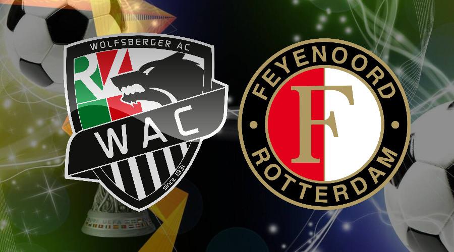 Livestream Wolfsberger AC - Feyenoord