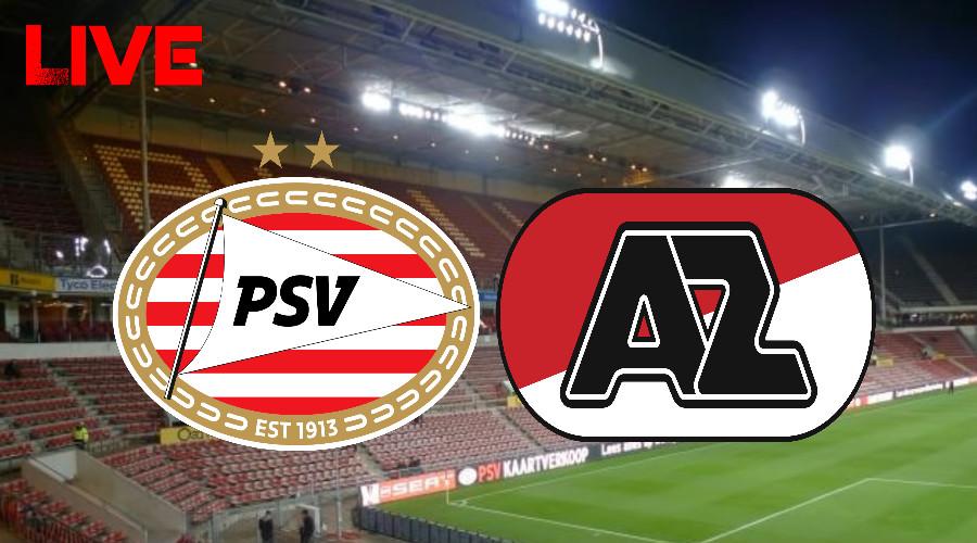 Livestream PSV - AZ Alkmaar