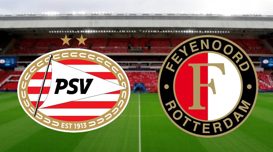 PSV - Feyenoord kijken via een livestream