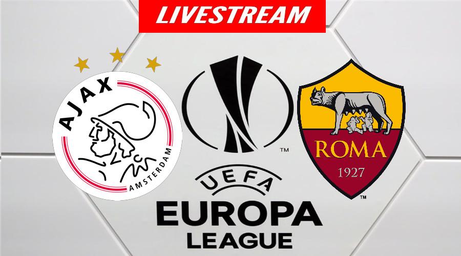Ajax - AS Roma gratis Europa League livestream