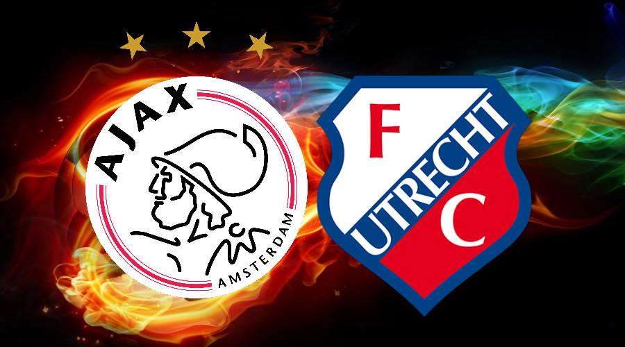 Ajax - FC Utrecht livestream