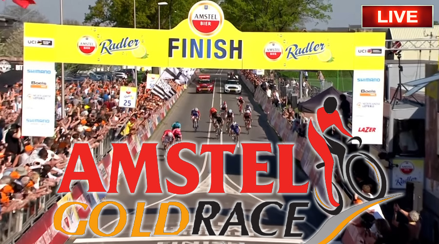 Amstel Gold Race 2021 live stream