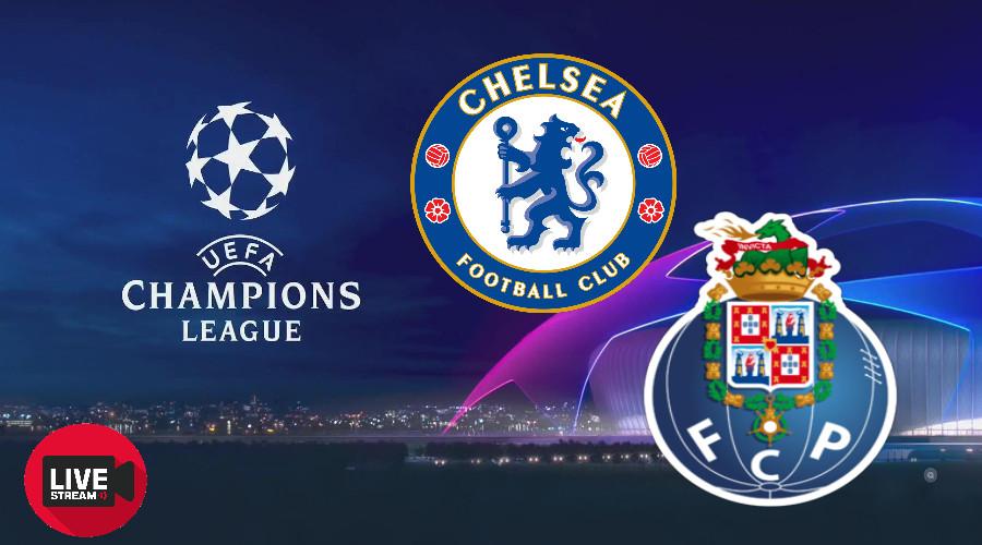Livestream Chelsea - FC Porto