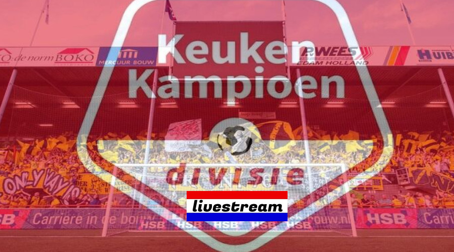 Livestream NAC - Eagles en Cambuur - Excelsior