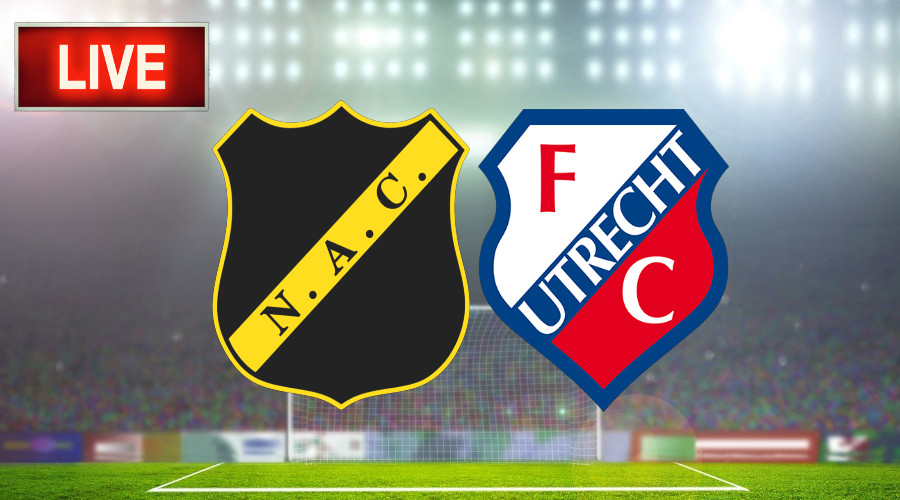 NAC Breda - Jong FC Utrecht voetbal livestream