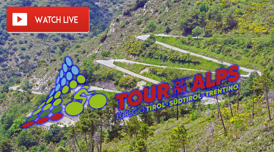 Tour of the Alps 2021 live stream (Foto Wallpaperflare)