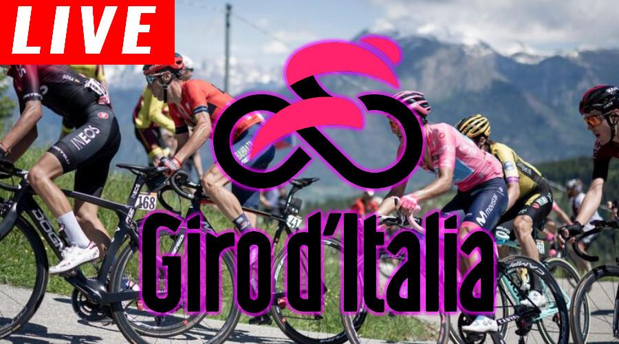 Kijk via een live stream hier dagelijks Giro d'Italia