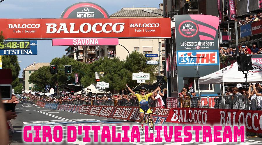 Livestream Giro d'Italia 2021 (Foto Wikipedia)