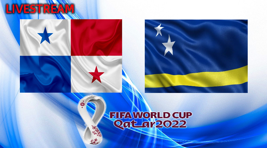 Panama - Curaçao WK-Kwalificatie live stream