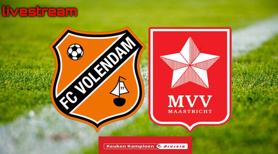 Livestream FC Volendam - MVV Maastricht
