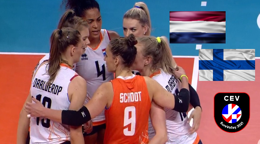 Gratis EK volleybal live stream Nederland – Finland