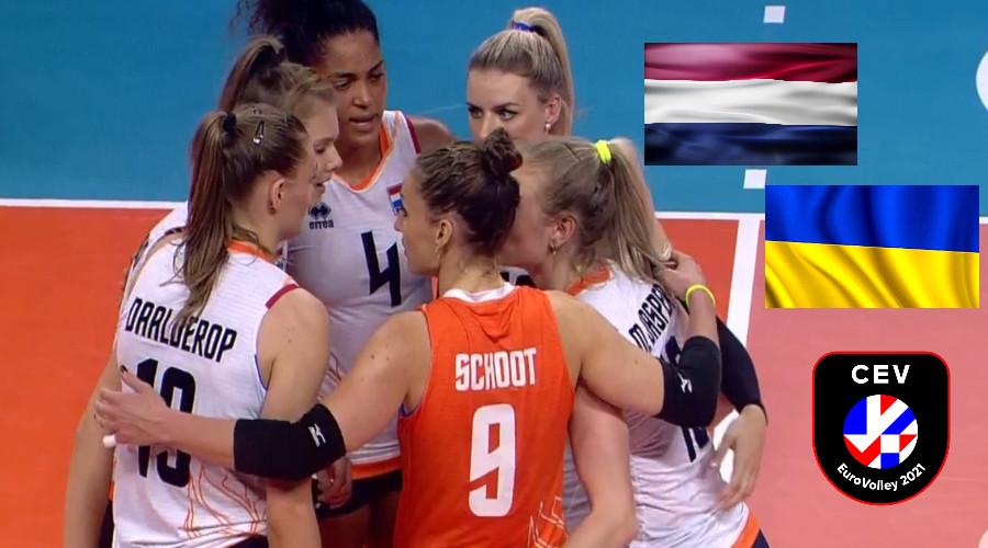 Gratis EK volleybal live stream Nederland - Oekraïne