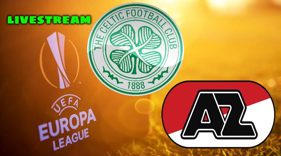 Gratis live stream Celtic - AZ Alkmaar
