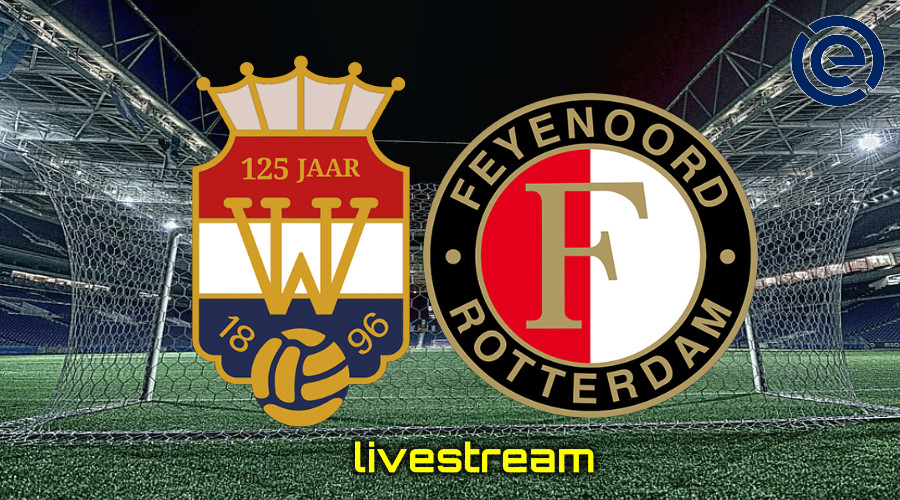 Gratis live stream Willem II - Feyenoord