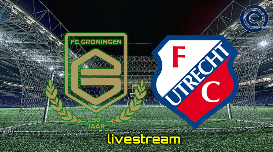 Gratis live stream FC Groningen - FC Utrecht