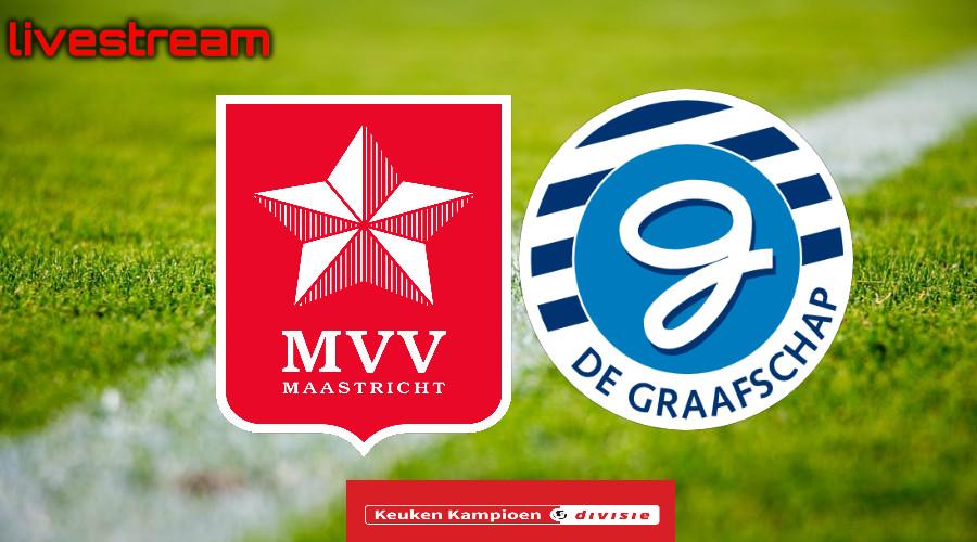 Gratis live stream MVV Maastricht - De Graafschap
