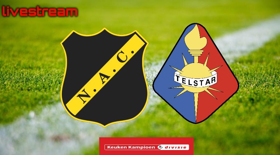 Gratis live stream NAC Breda - Telstar