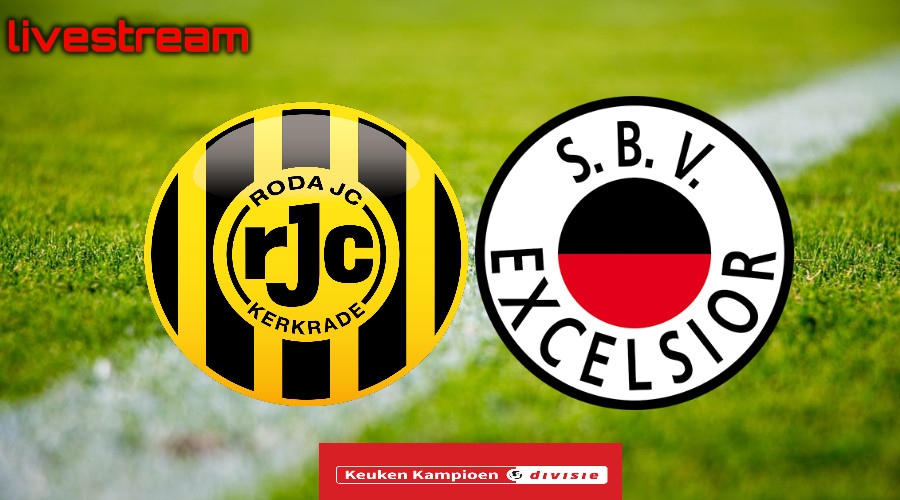 Gratis live stream Roda JC - Excelsior