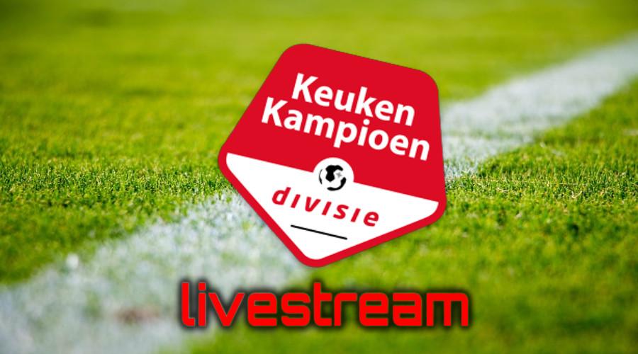 Keuken Kampioen Divisie live stream