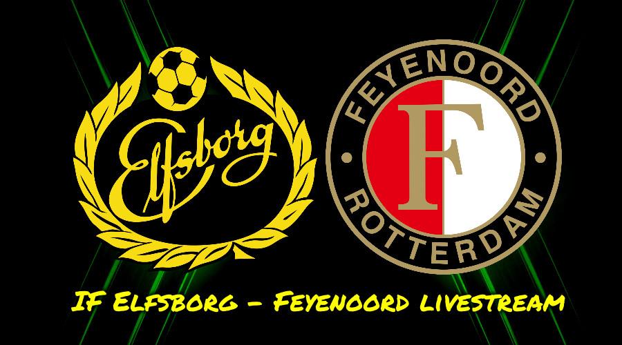 Livestream Elfsborg - Feyenoord