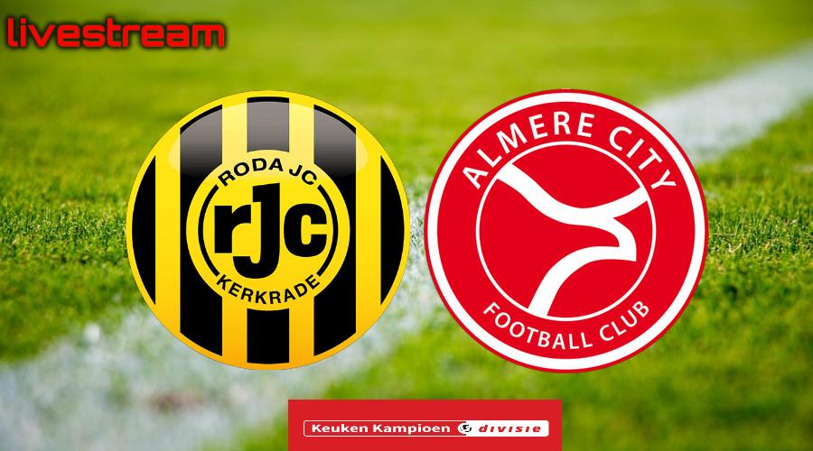 Roda JC - Almere City FC