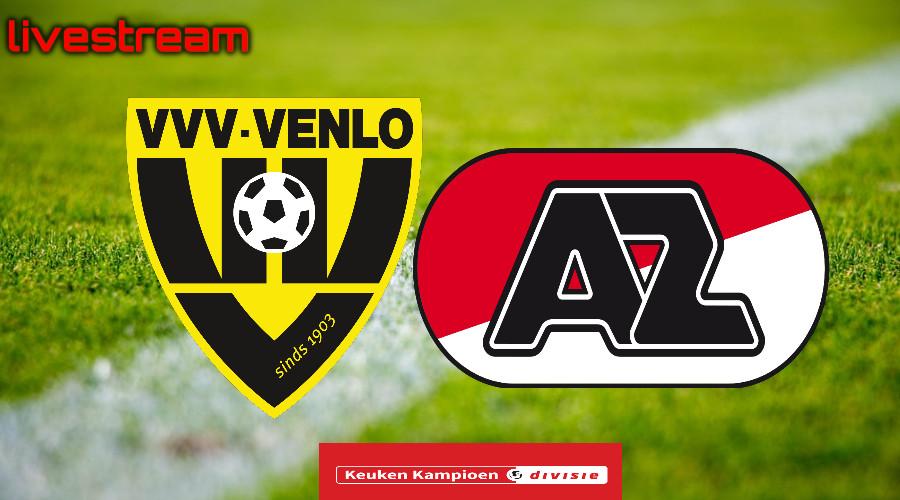 Livestream VVV-Venlo - Jong AZ