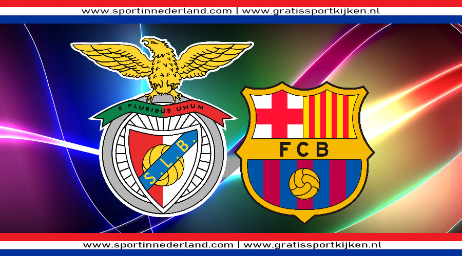 Benfica - FC Barcelona gratis livestream