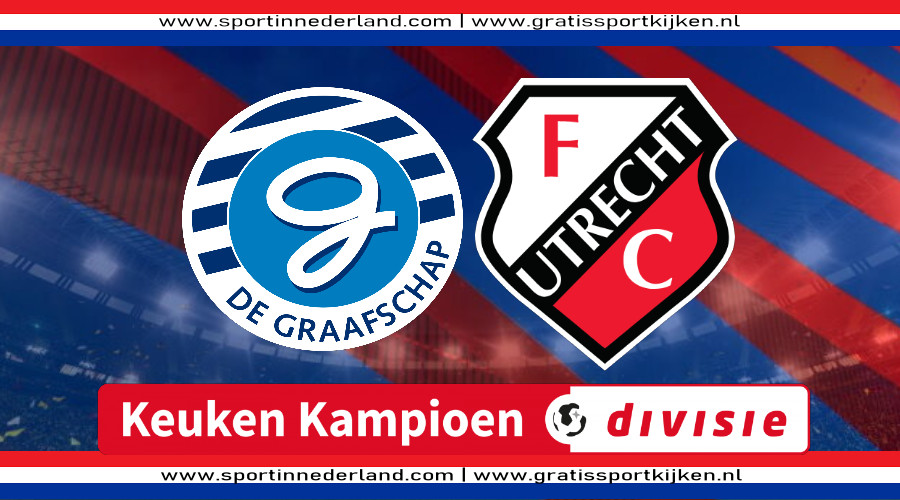 De Graafschap - Jong FC Utrecht gratis livestream
