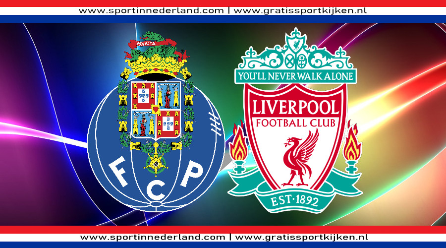 FC Porto - Liverpool gratis livestream