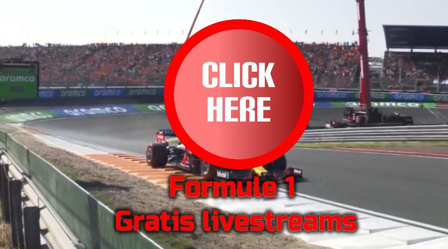 Formule 1 kijken via de Gratis Sport Kijken live stream