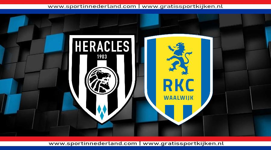 Heracles - RKC gratis livestream