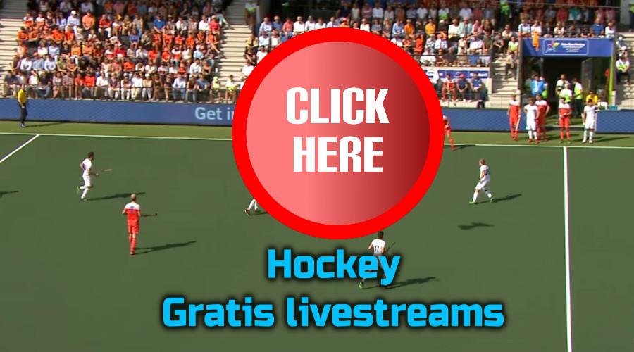 Hockey kijken via de Gratis Sport Kijken live stream
