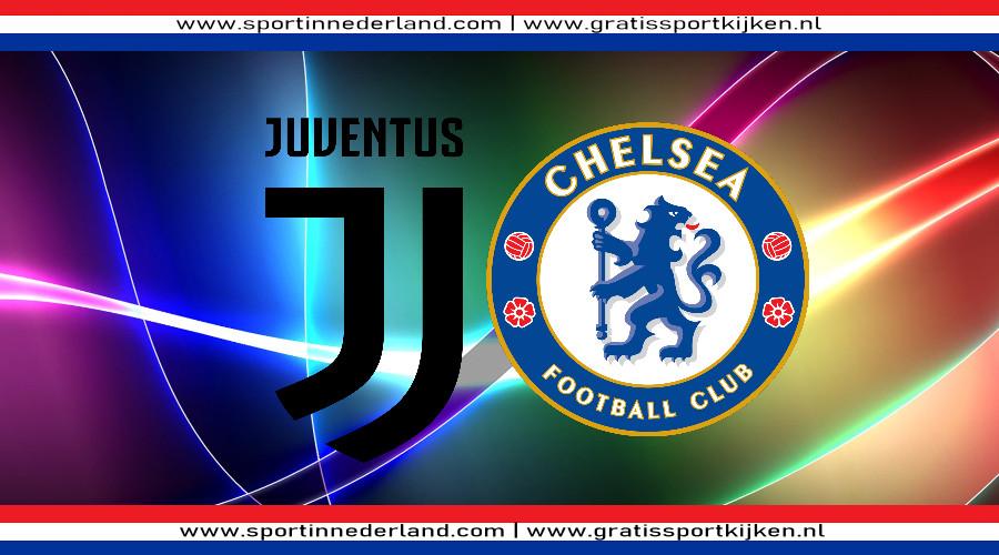 Juventus - Chelsea gratis livestream