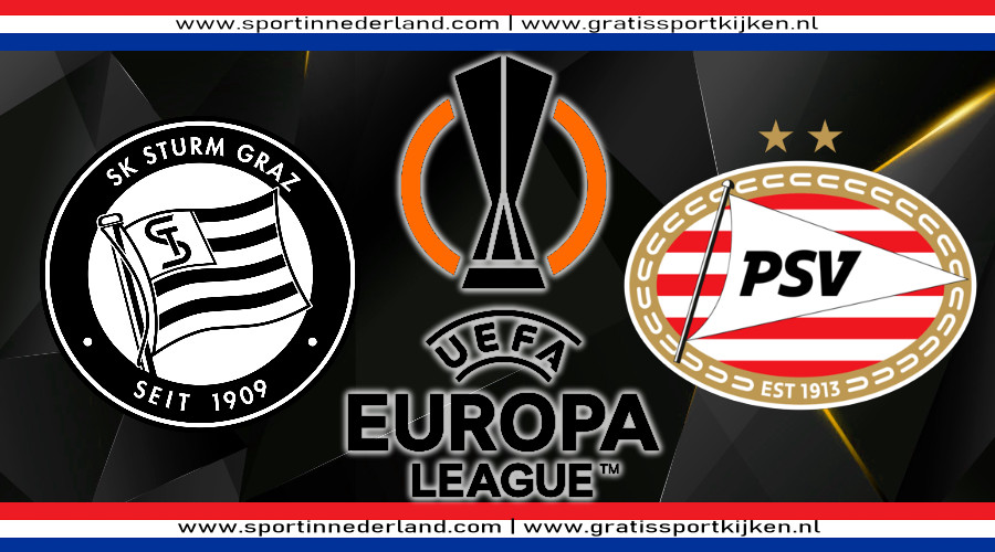 Sturm Graz - PSV Europa League livestream