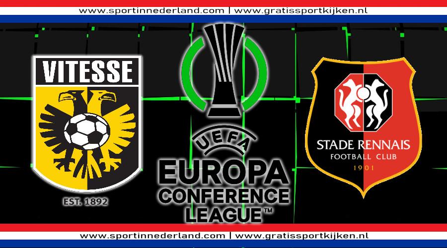 Vitesse - Rennes kijken via een gratis live stream