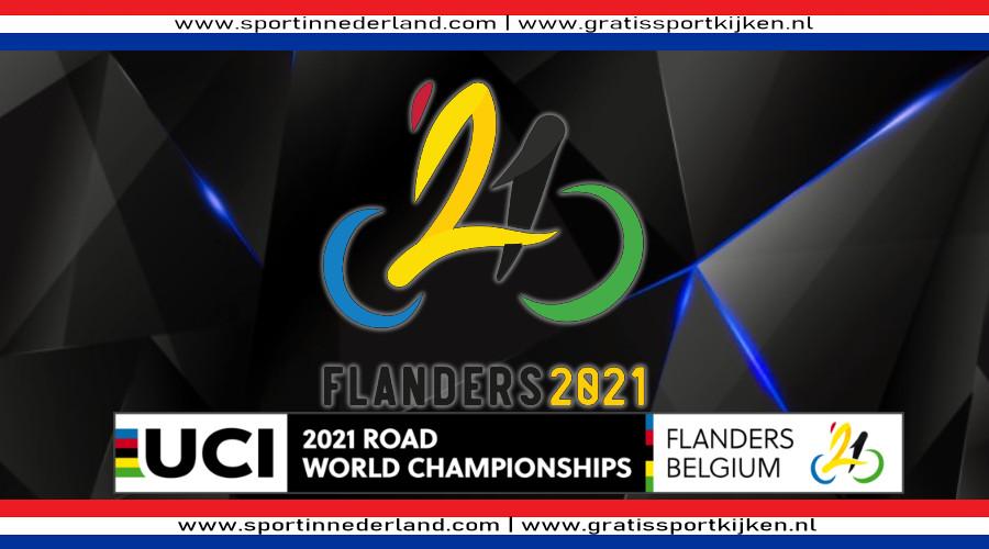Livestream WK Wielrennen 2021