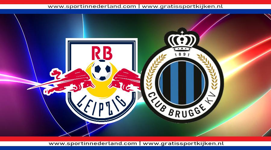 RB Leipzig - Club Brugge gratis livestream