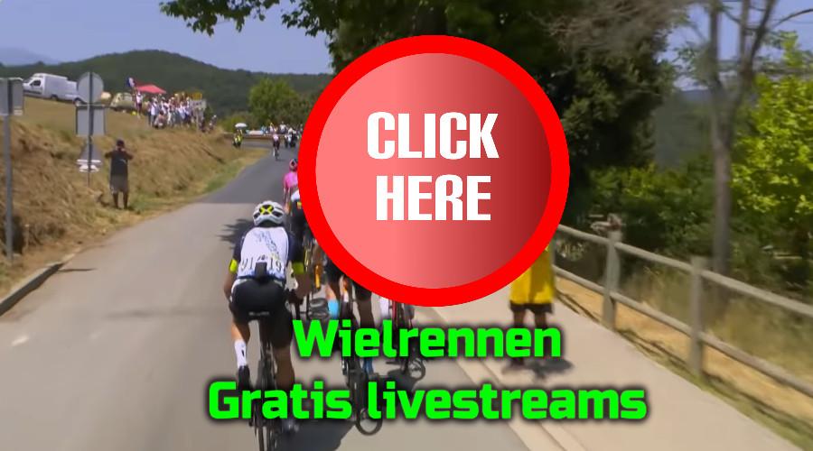 Wielrennen kijken via de Gratis Sport Kijken live stream