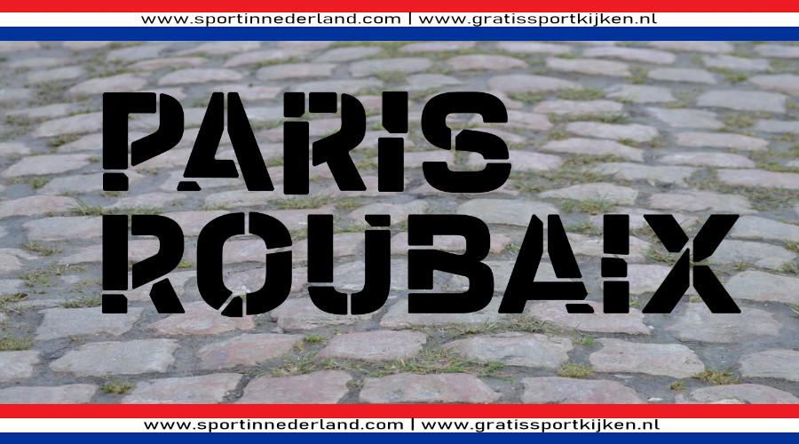 Parijs - Roubaix kijken via een gratis livestream